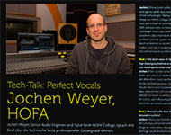 Jochen Weyer Beat Interview 2015