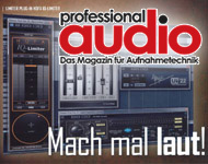 Professional Audio 11-14